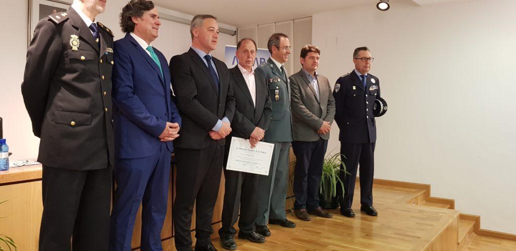 SEGURIDAD JCH homenajeada en el Día de la Seguridad Privada